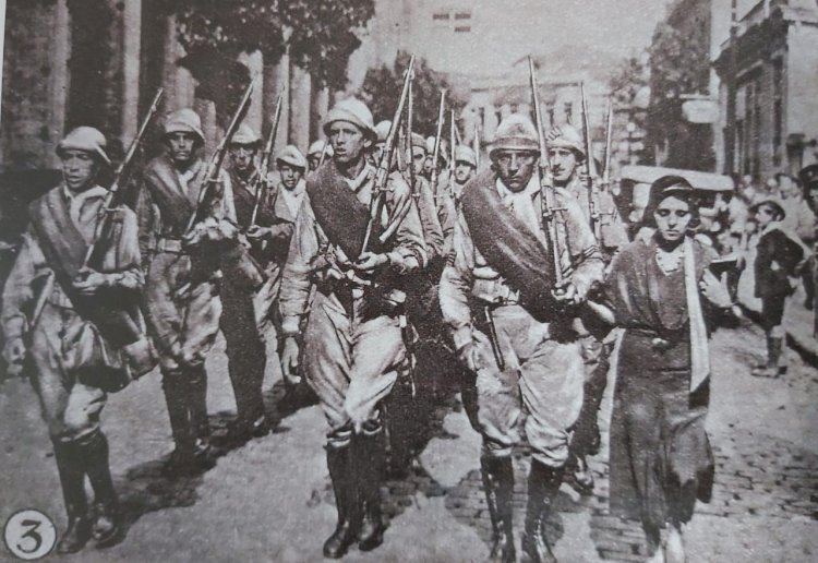 1932 - O Batalhão 9 de Julho