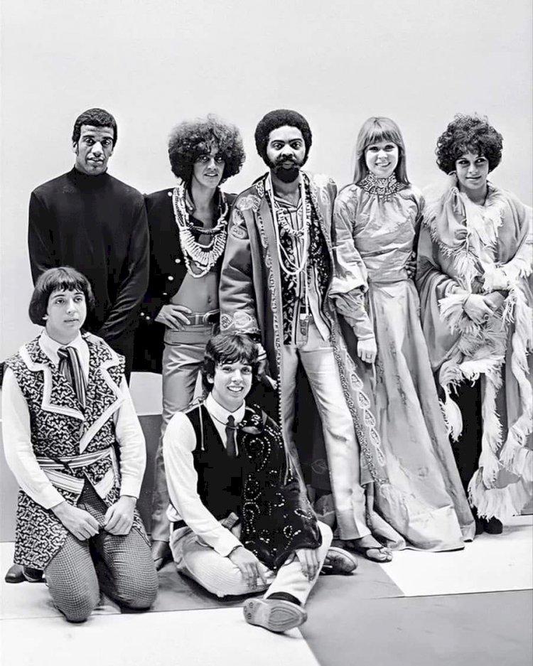 1968 - Tudo divino! Tudo maravilhoso! - A nata da MPB