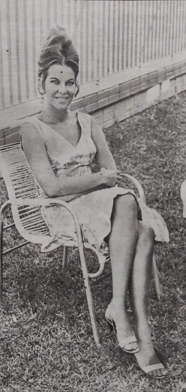 1971 - Marta Rocha, a eterna Miss Brasil