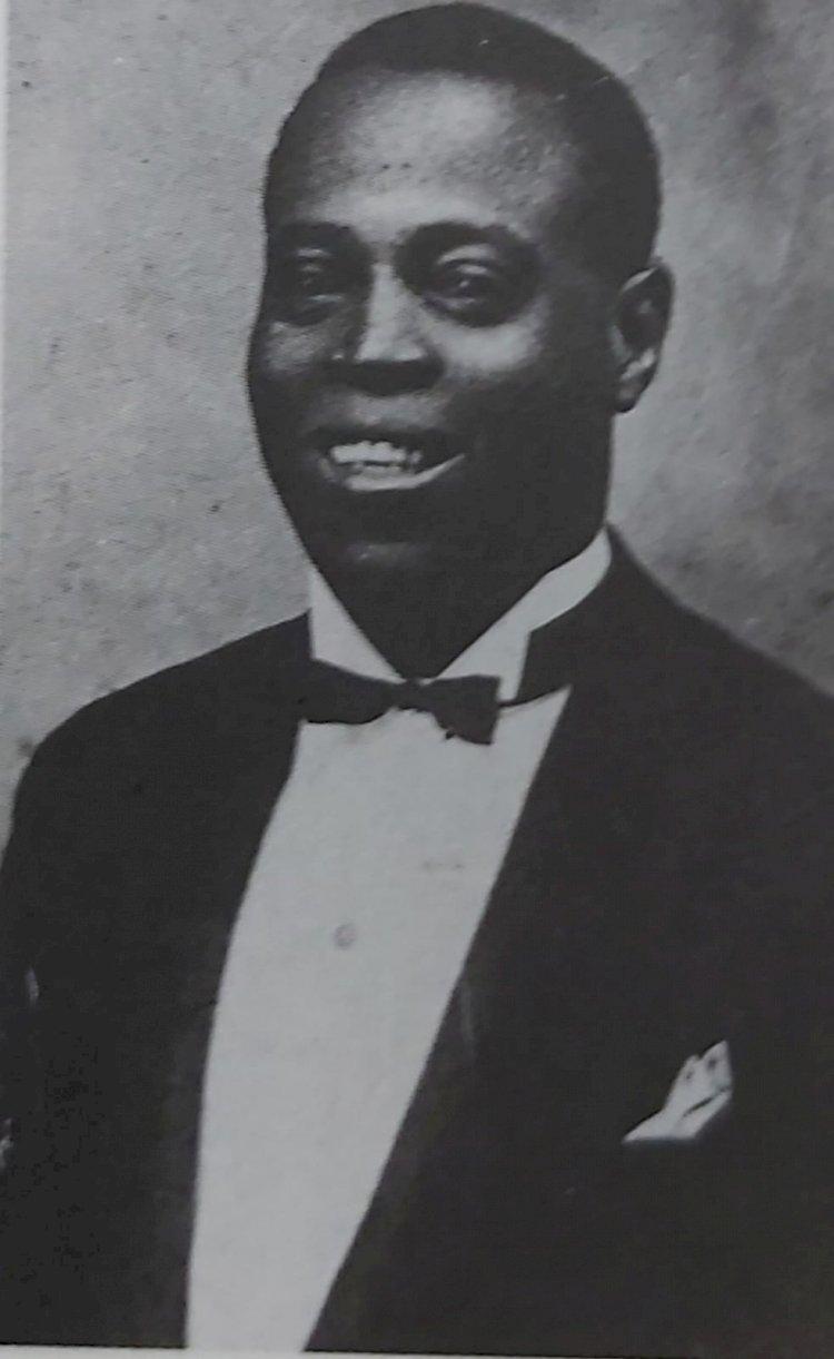 1912 - Donga, autor da música