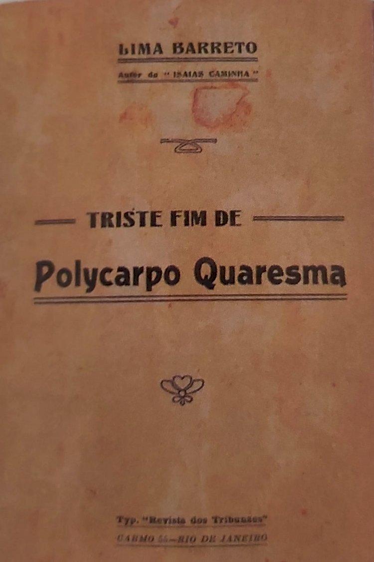 1918 - Capa da primeira edição do livro