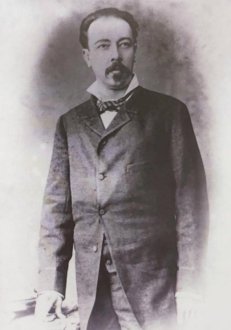1896 - Antonio Caetano de Campos, um educador
