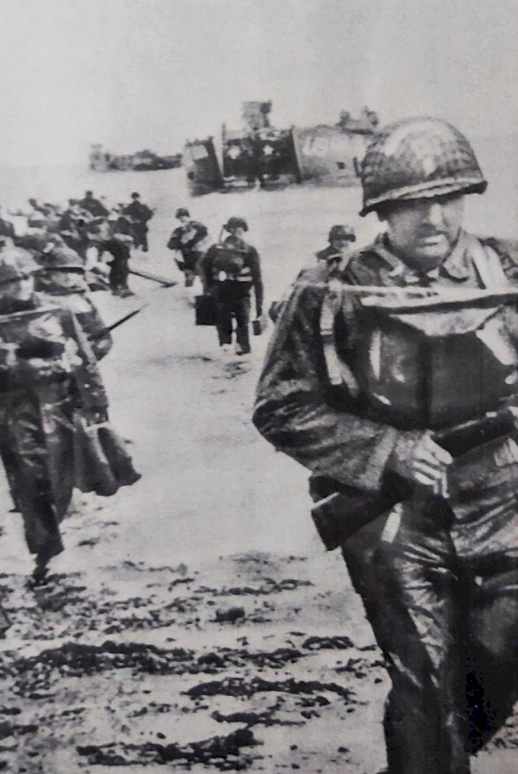 1944 - Começa a Marcha para Berlim
