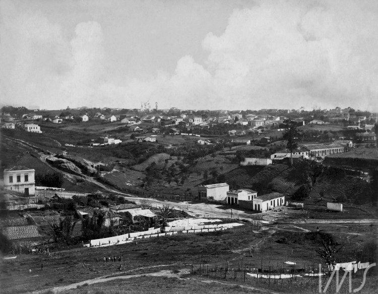 1926 - Vale do Córrego Saracura, que virou a Avenida 9 de Julho (São Paulo)